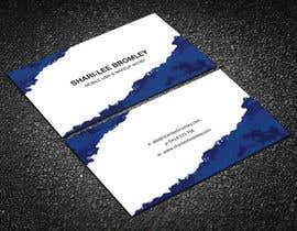#60 untuk Design some Business Cards for Hair & Makeup Artist oleh dinesh0805
