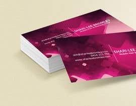 #73 untuk Design some Business Cards for Hair & Makeup Artist oleh diptisamant84