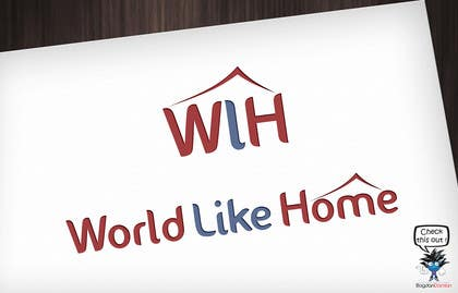 #3 untuk Design a Logo for World like Home oleh BDamian