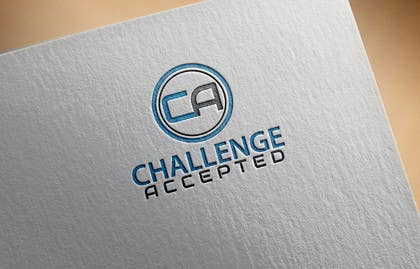 #31 for Design a Logo for CHALLENGE ACCEPTED af alikarovaliya