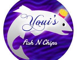 #9 untuk Design a Logo for me Youi's Fish N Chips oleh tanvibathe