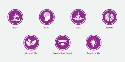 #6 for I need 7 icons designed with titles for a portal I am creating af MFaizDesigner