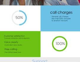 #10 for Infini-Talk International Calling Card Website & Poster Design af invegastudio