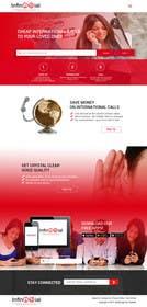 #6 for Infini-Talk International Calling Card Website & Poster Design af zicmedia