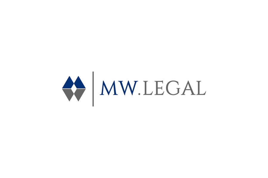 Konkurrenceindlæg #180 for Design a Logo for MW-Legal! (Simple)