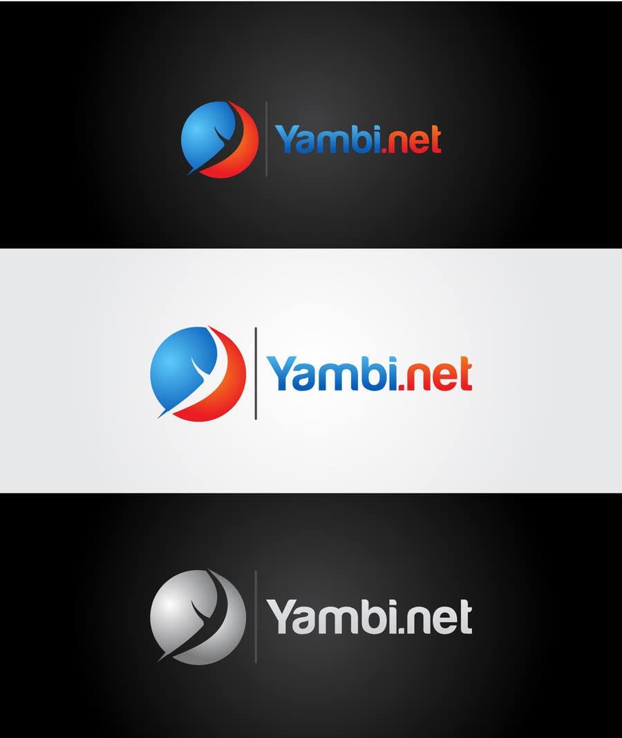 #187 for Design a Logo for Yambi (E-commerce platform) by RIOHUZAI
