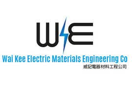 #28 cho Design a Logo for Wai Kee Electric Materials Engineering Co. bởi radist17