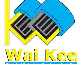 #16 cho Design a Logo for Wai Kee Electric Materials Engineering Co. bởi eugeniosantos