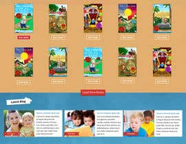 #4 for Design my Website for Children's Book af greenarrowinfo