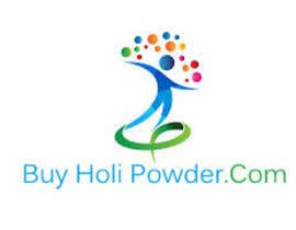 #17 untuk Design a Logo for holi powder sale page oleh sanaakram161