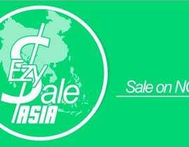 fabriziodintrono tarafından Design a Logo & Banner for 'EzySale' için no 16