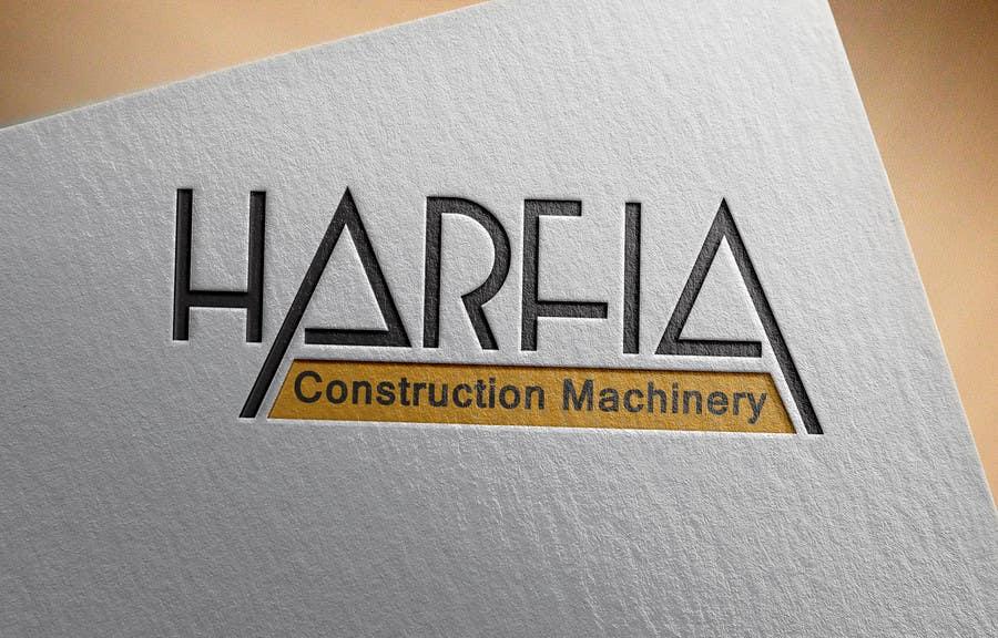 Penyertaan Peraduan #377 untuk Design a Logo for Distributor of Heavy Machinery Equipment