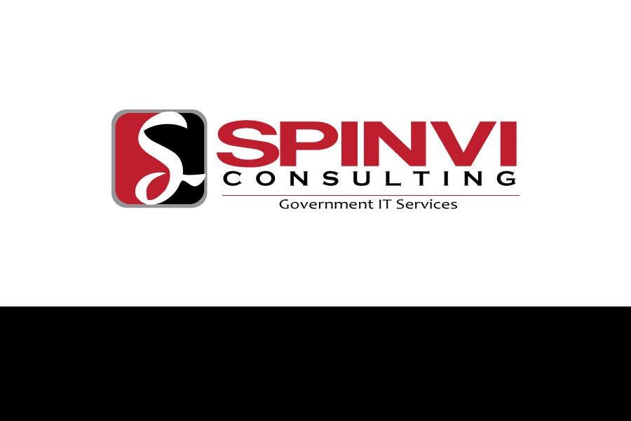 Kilpailutyö #152 kilpailussa Logo Design for Spinvi Consulting