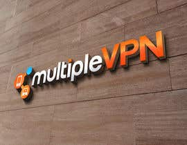 #24 for Design a logo for a VPN company af Kamijoshua