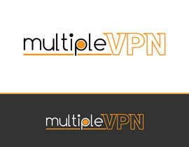 #38 for Design a logo for a VPN company af nikolamiletic1