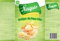 Graphic Design Konkurrenceindlæg #24 for Print & Packaging Design for Snacks and logo for Ñaquis Snacks