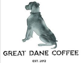khalidhosny2013 tarafından Design a Logo for Great Dane Coffee için no 13