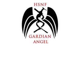 #37 para Design a Logo for Guardian Angel Program por sirajthapa18