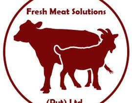 #13 untuk Design a Logo for Fresh Meat Solutions (Pvt) Ltd oleh jeanosejo