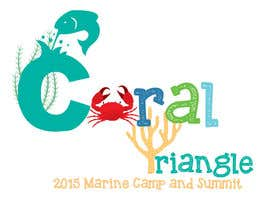 #89 untuk Coral Triangle Marine Camp and Summit Design oleh annatatt