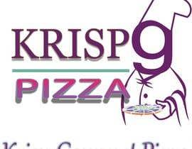 #46 cho Design a Logo for KRISP GOURMET PIZZA bởi AimsInfosoft