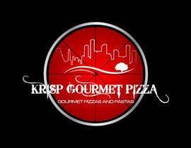#8 untuk Design a Logo for KRISP GOURMET PIZZA oleh karimjaved