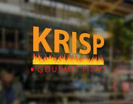 #53 cho Design a Logo for KRISP GOURMET PIZZA bởi pupster321