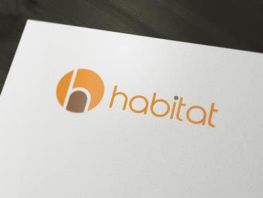 #127 for Design a Logo for Habitat af iffikhan