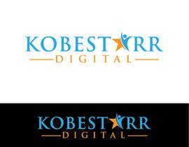 #34 for Design a Logo for Kobestarr Digital af ibrandstudio