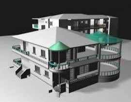 #4 untuk 3D Modelling for a house in a forest setting oleh askashik