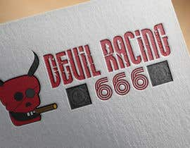 #2 for Design a Banner for Devil Racing car and audio by aykutayca