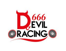 #12 for Design a Banner for Devil Racing car and audio by mtece30