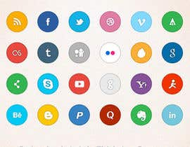 #11 for Design some Icons by sanaakram161