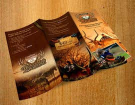 #8 untuk New Hunting-related Trifold Design Needed oleh mydZnecoz