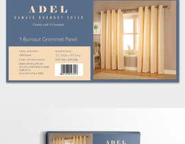 #2 for PAckaging Design for Curtains af karinariquelme