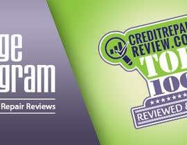#24 untuk Design a Banner for CreditRepairReview.com oleh bezil