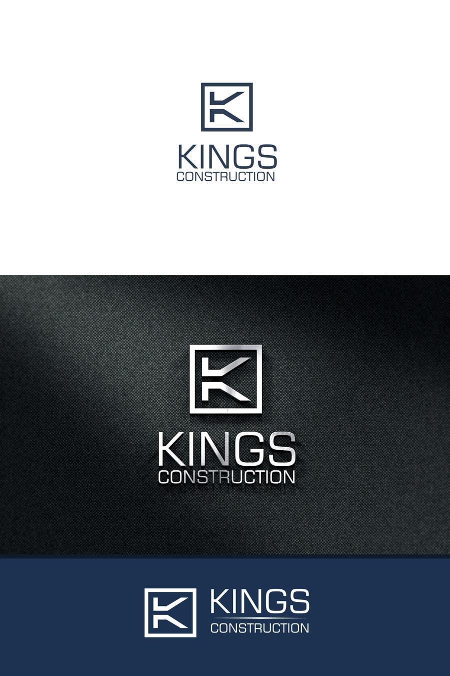 Penyertaan Peraduan #30 untuk Design a Logo for a construction company