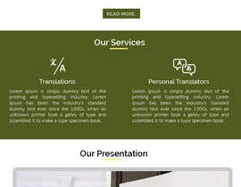 #7 untuk Design and Code an Email Template for a Translation Company oleh jituchoudhary