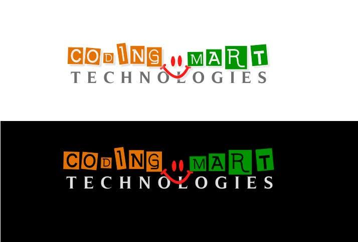 Bài tham dự cuộc thi #121 cho Design a Logo for CODINGMART TECHNOLOGIES