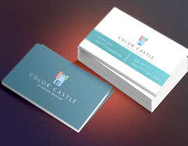 #8 untuk Design some Business Cards for interior designer oleh ivorilicivorica