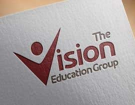 "#21 untuk Design a Logo for ""The Vision Education Group"" oleh notaly"