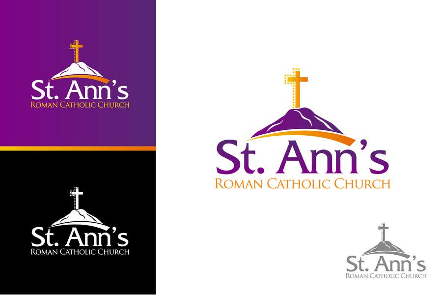 #101 for Catholic Church Logo Design by Designer0713