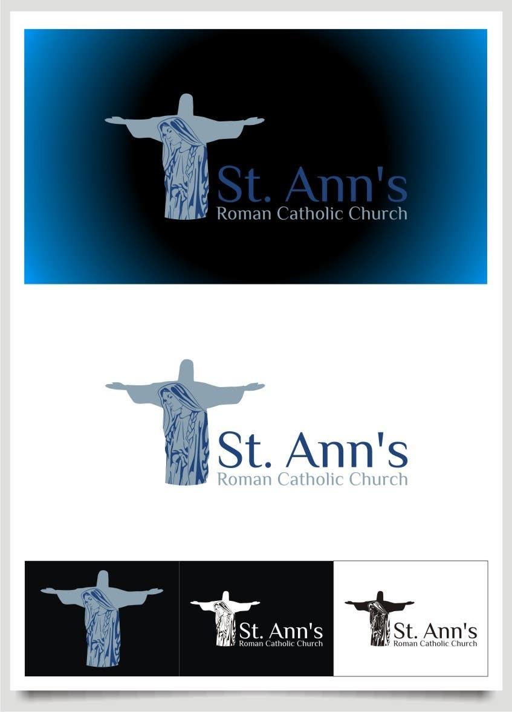 Bài tham dự cuộc thi #                                        187                                      cho                                         Catholic Church Logo Design
