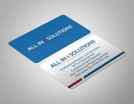 #13 cho Business Card Design - Simple - bởi ashanurzaman