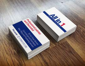 #23 cho Business Card Design - Simple - bởi Pierrrb