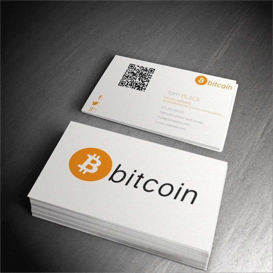 Entry 15 by elvispluwn1 for design 10 business cards for bitcoin contest entry 15 for design 10 business cards for bitcoin colourmoves