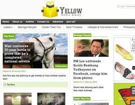 #9 cho Design a Logo for Satirical News Portal bởi tramezzani