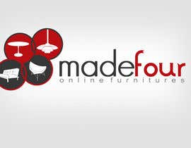 #593 para Logo Design for madefour de rogeliobello