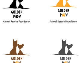 "#26 for Logo needed for the ""GOLDEN PAW"" Foundatiton af lelDesign"