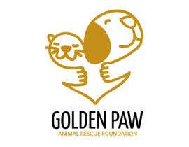 "#6 for Logo needed for the ""GOLDEN PAW"" Foundatiton af bobblob"